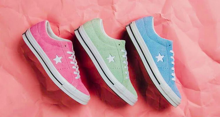 Converse Cotton Candy