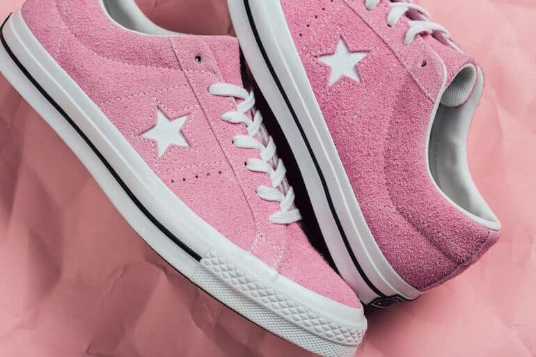 Converse Extends One Star Premium Suede Range With Cotton Candy