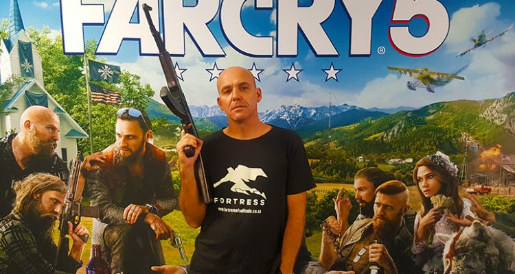 Far Cry 5 Takealot Launch Event