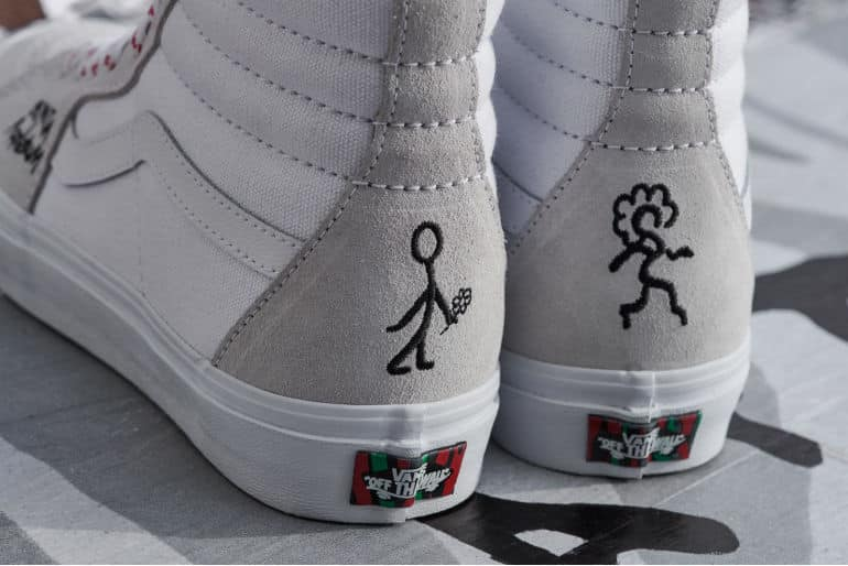 9b817c39a9 Two Tribes Unite - Vans X A Tribe Called Quest Drop New Range