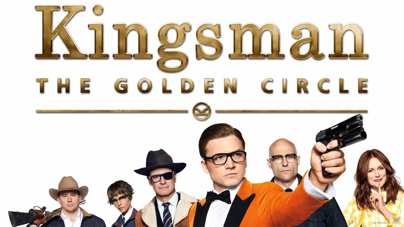 Kingsman: The Golden Circle DVD Review - Inferior To The