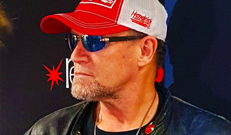 Michael Rooker UK Comic Con