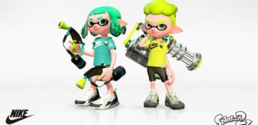 Nike Partners With Nintendo For Splatoon 2 Collaboration