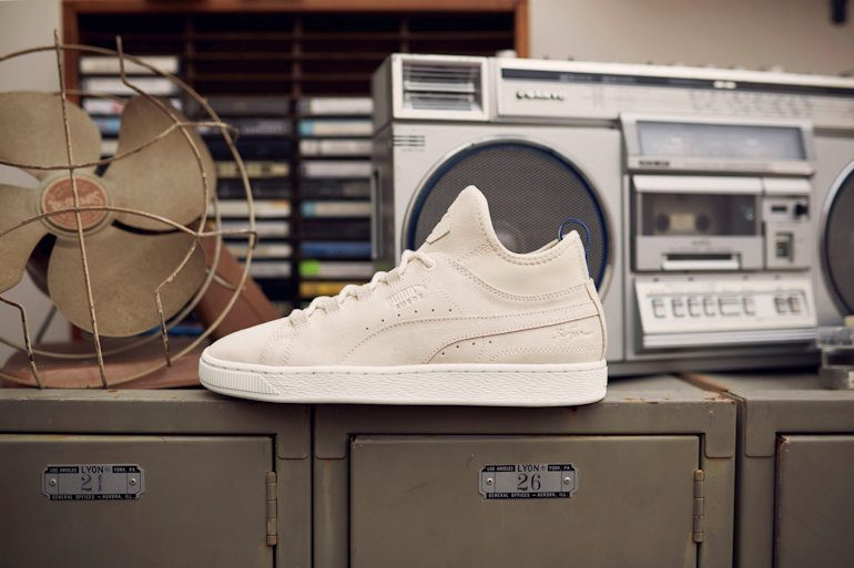 Big Sean Celebrates With Puma On Suede50 Campaign