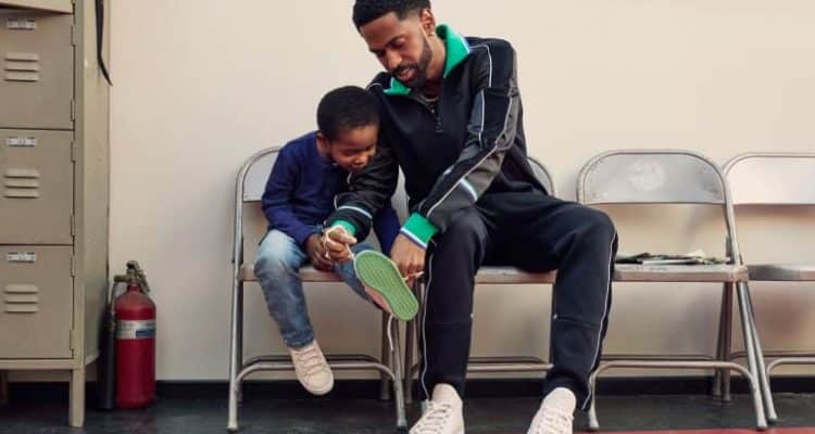 Big Sean Celebrates With Puma On Suede50 Campaign