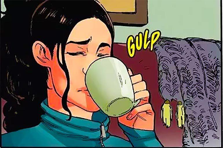 Rooibos Marvel She-Hulk
