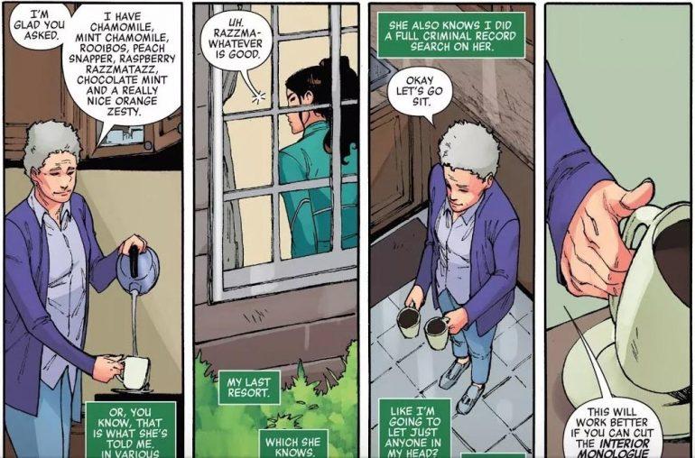 Rooibos She-Hulk