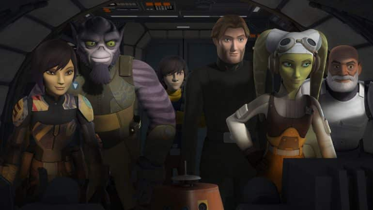 Star Wars Rebels Finale