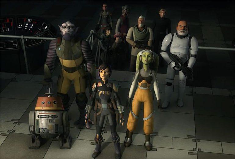 Star Wars Rebels Series
