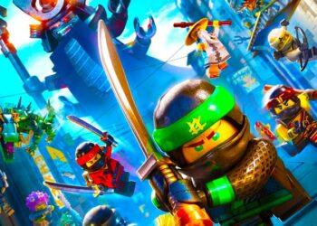 THe LEGO NINJAGO MOVIE - Review