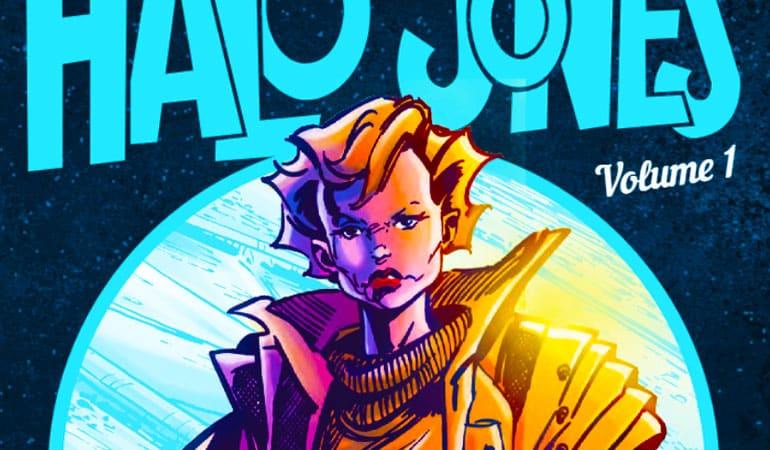 The Ballad Of Halo Jones vol. 1 2018