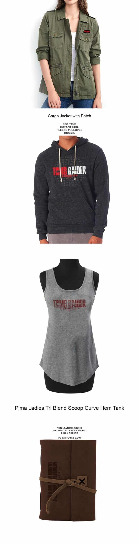 Tomb Raider Hamper