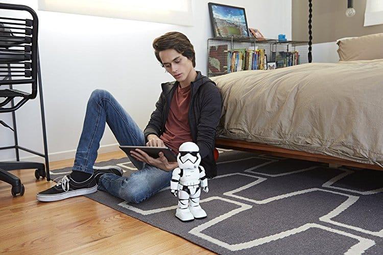 UBTECH - Star Wars First Order Stormtrooper Robot - Review