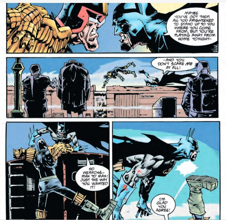 Vendetta In Gotham