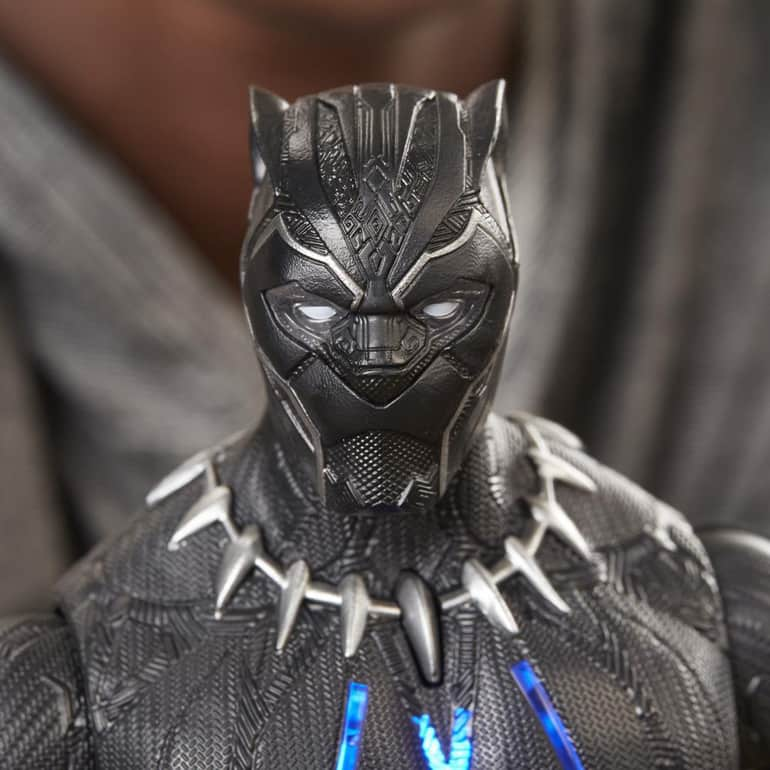 Black Panther Slash and Strike Figure Review