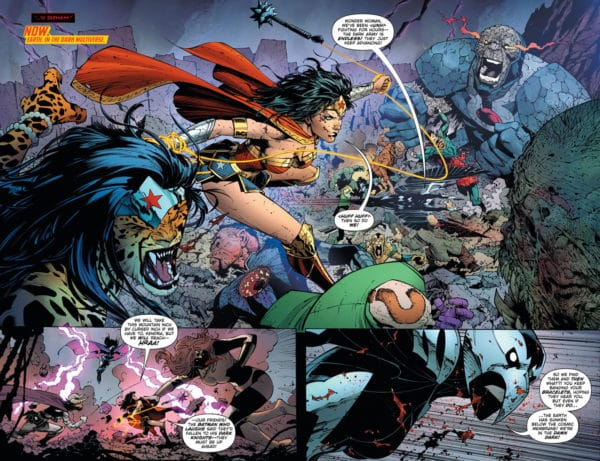 dark nights metal #6 preview