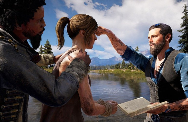 Far Cry 5 Preview – Bibles, Bullets And Bears