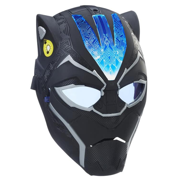 Black Panther Vibranium Power FX Mask Review