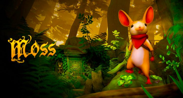 Moss Review – Small Hero, Big Heart