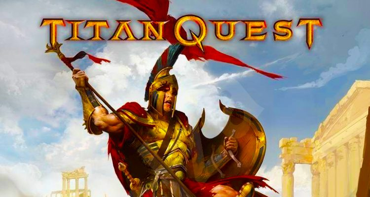 Titan Quest Review - Not Quite As Titanic