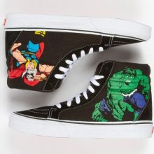 Vans Teases Upcoming Partnership With Marvel Comics