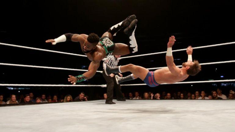 Cedric Alexander vs Drew Gulak
