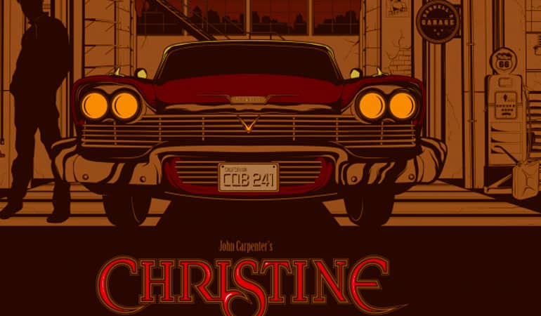 Christine movie 1983