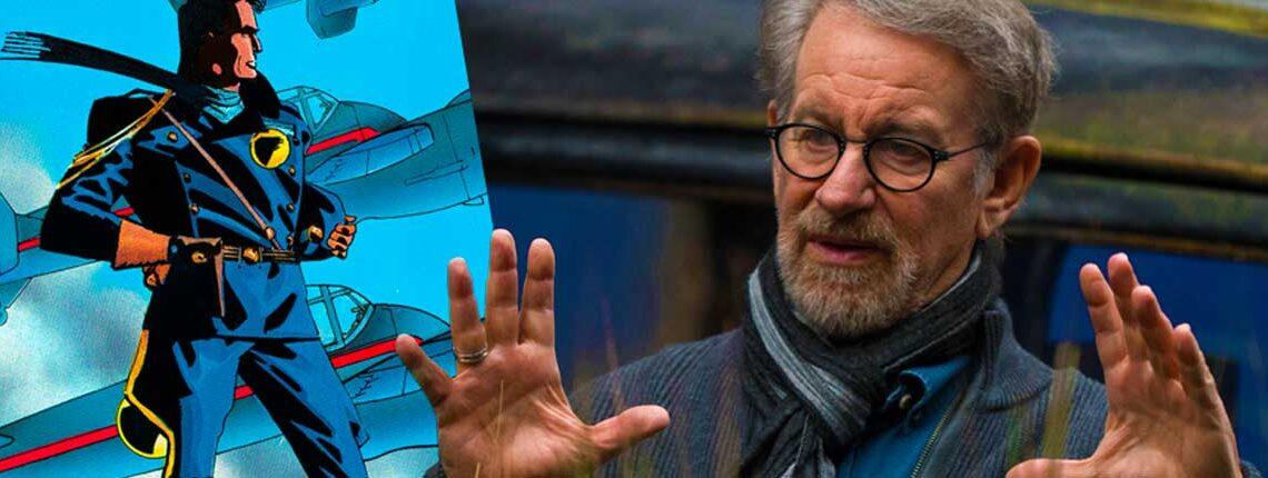 Could Steven Spielberg's Blackhawk Save The DCEU
