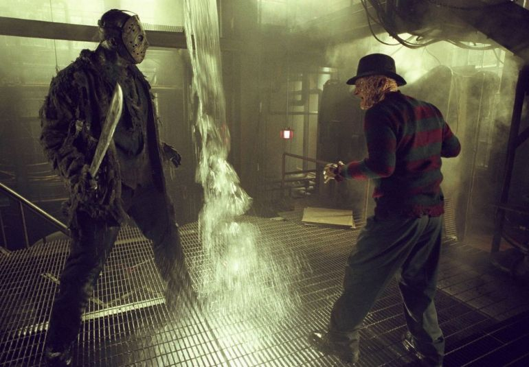Friday the 13th freddy vs jason