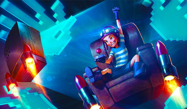Gaming Gamer Video Games