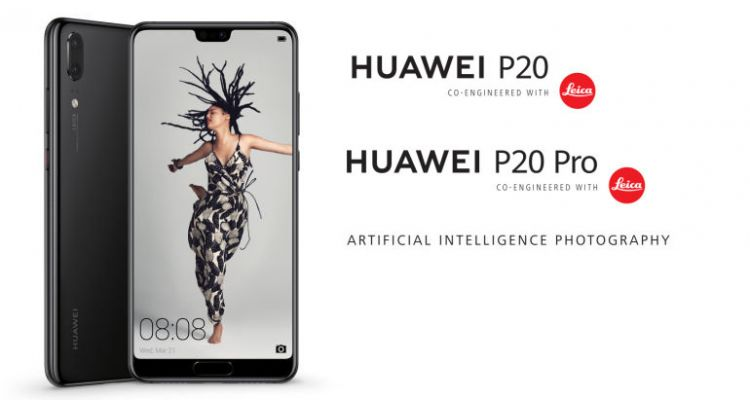Huawei P20, P20 Pro, P20 Lite Launched In South Africa