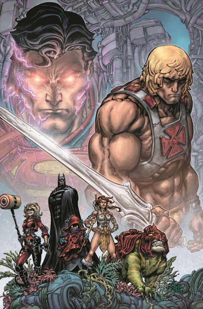 Injustice Vs. He-Man