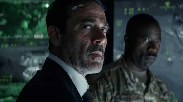 Jeffrey Dean Morgan - Rampage Movie