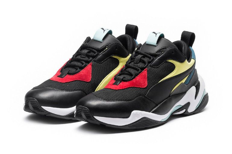 PUMA Turn Back The Clock With The Thunder Spectra