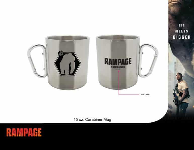Rampage Mug