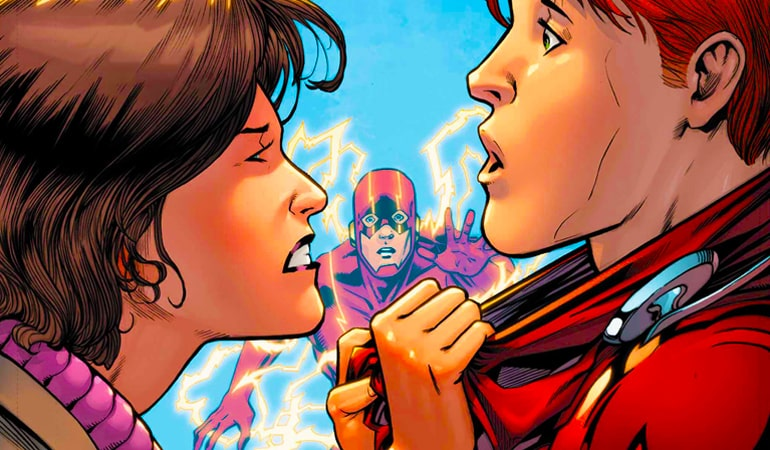 The Flash #45 Review