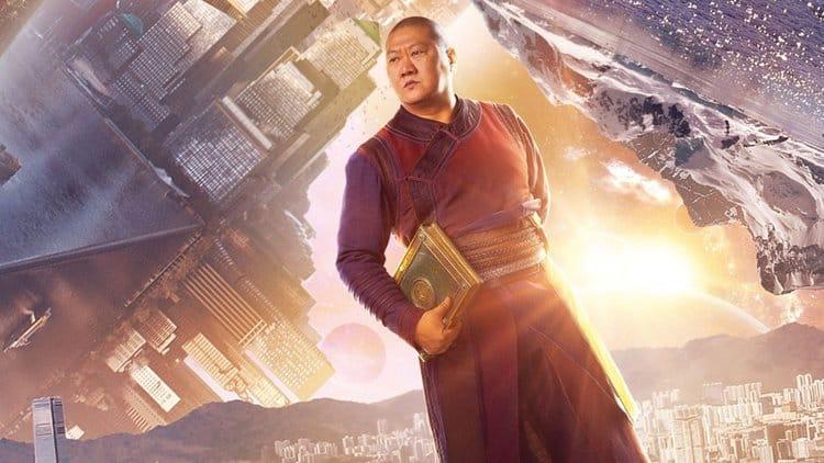 Wong MCU Avengers Infinity War