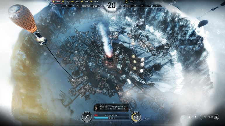 Frostpunk Review - Beautifully Bleak