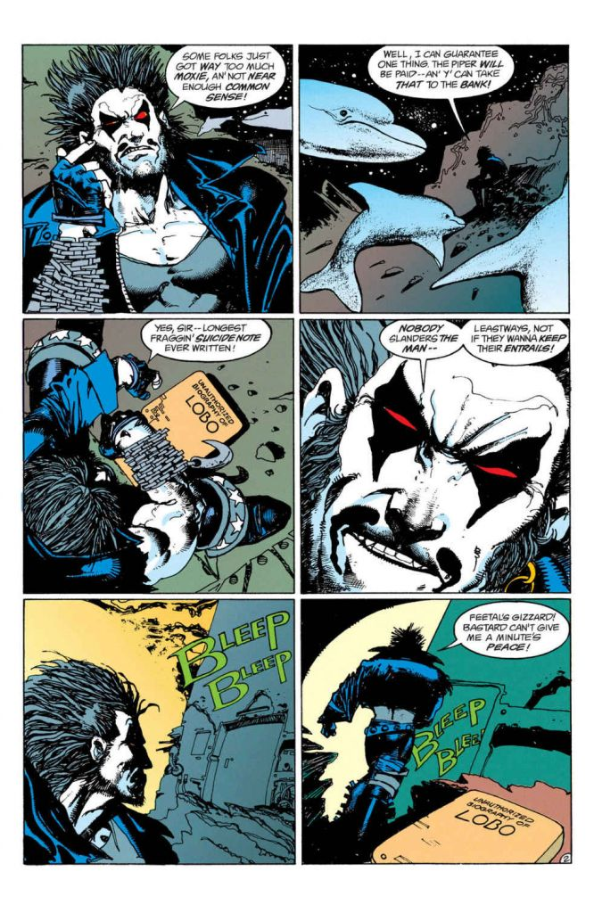 lobo volume 1 review