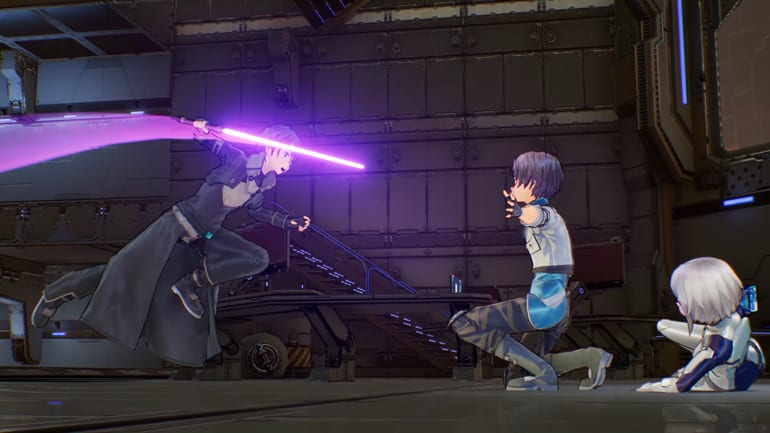 Sword Art Online: Fatal Bullet - Virtually Mundane