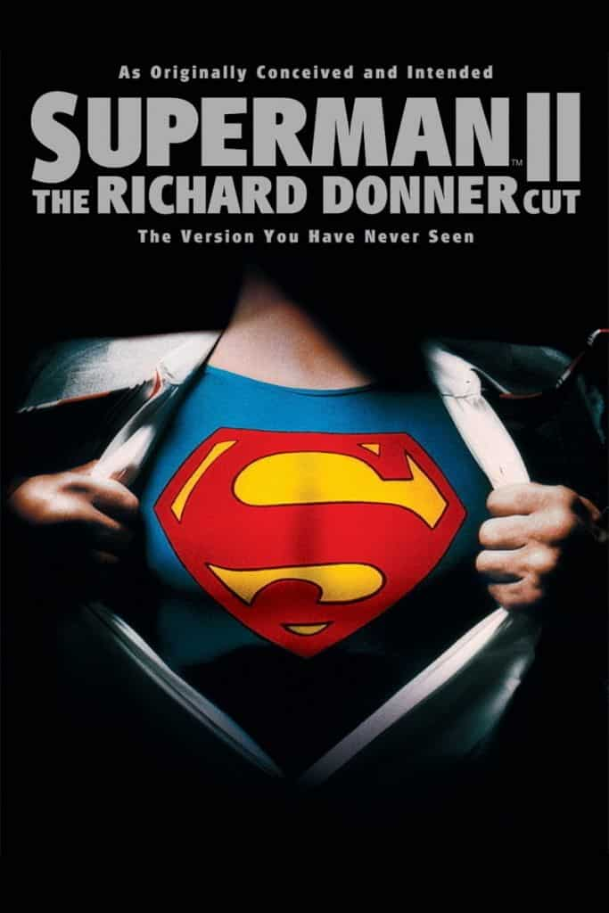 Superman II Richard Donner Cut