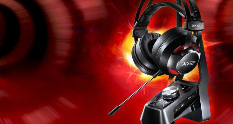 ADATA XPG Emix H30 And Solox F30 Gaming Headset Review