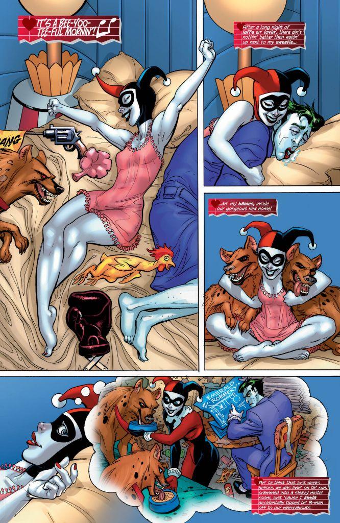 Harley Loves Joker #1 Review