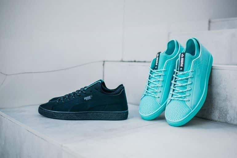 Puma And Diamond Supply Co. Drop Second Skate Collection