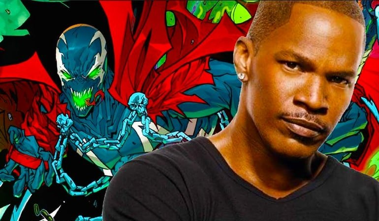 Jamie Foxx Might Be Playing Spawn After All