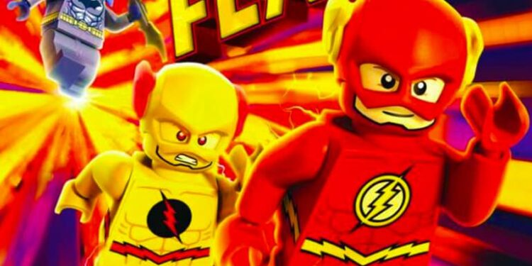 LEGO DC Comics Super Heroes - The Flash Review