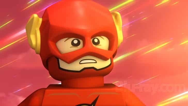 LEGO DC Comics Super Heroes: The Flash Review