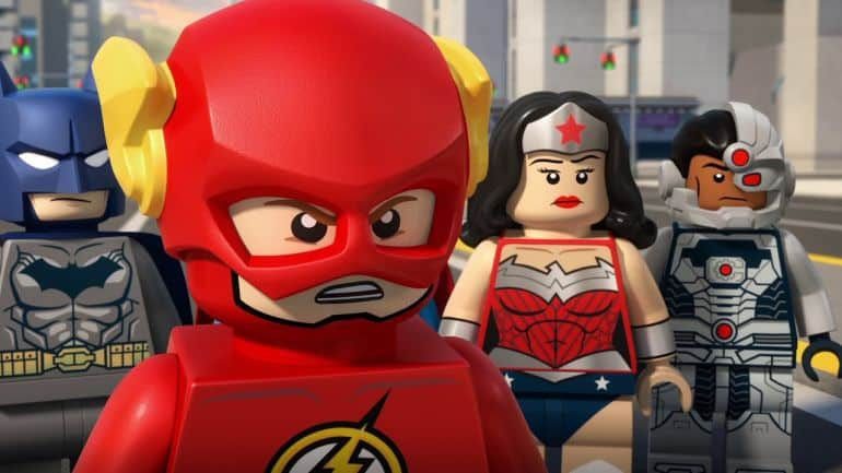 LEGO DC Comics Super Heroes: The Flash Review