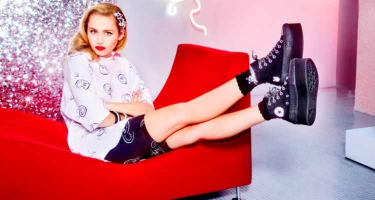 Converse Drops Their Latest Collection From the Converse X Miley Range