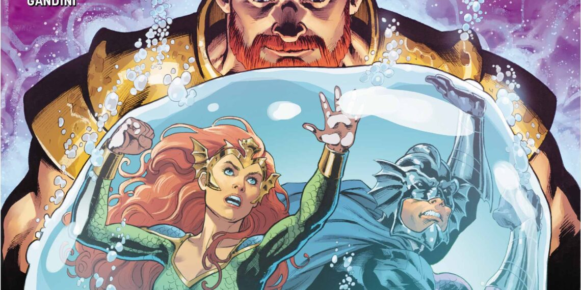 Mera, Queen of Atlantis #4 review